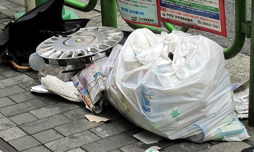 ゴミ出しのルールを守らない人やルール違反者への対処法